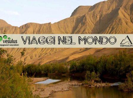 Dal 29/12 al 5/01 –  TREKKING in Marocco: Djebel Sahgro